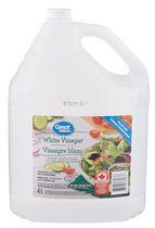 Great Value Pure White Vinegar