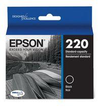 Epson 220, cartouche d'encre noire
