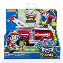 PAW Patrol Jungle Rescue Marshall's Jungle Truck Toy Vehicle