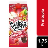 Fruitopia Amities Fraises et Fruits de Passion