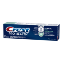 Crest Pro-Health Clinical Gum Protection Flouride Clean Mint Toothpaste