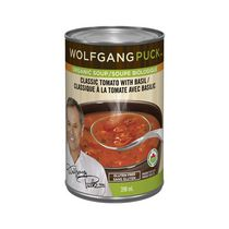 Wolfgang Puck Organic Classic Tomato with Basil Soup