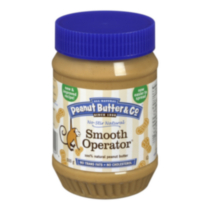 Peanut Butter & Co. Gluten Free Smooth Operator Peanut Butter