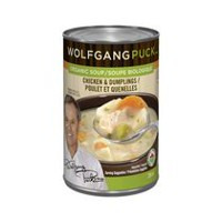 Wolfgang Puck Organic Chicken & Dumplings Soup