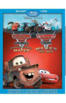 Cars (Blu-ray + DVD) (BD Amaray)