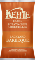Kettle Chips Backyard Barbeque Gluten Free Potato Chips