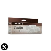 KEURIG® 6 Water Filter Cartridges