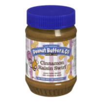 Peanut Butter & Co. Gluten Free Cinnamon Raisin Swirl