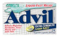 Advil Extra Strength Liqui gels 24's