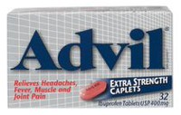 Advil Extra Strength Caplets 32's