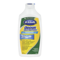 Dr. Scholl's® Odour Destroyers® Medicated Foot Powder