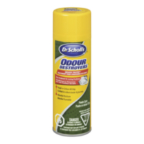 Dr. Scholl's® Odour Destroyers® Sneaker Treater® Spray