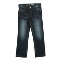 George Boys' Straight Jean Dark Blue 5