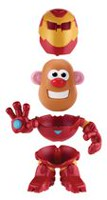 Playskool Mr. Potato Head Marvel - Héros à mélanger Iron Man