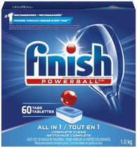 Finish® Powerball Fresh Scent Dishwasher Detergent