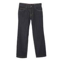 George Boys' Slim Cut Jean Blue 6X