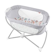 Fisher-Price Soothing View Bassinet – Rainbow Showers