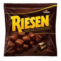 Riesen Chewy Caramels Candy