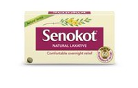 Senokot Natural Laxative Tablets