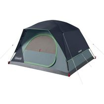 Coleman 4-Person Skydome Camping Tent, Blue