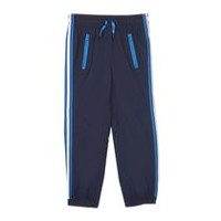 Athletic Works Boys' Woven Jogger Navy M/M