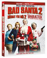 Bad Santa 2 (Blu-ray + Digital Copy)