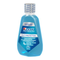 Crest Pro-Health Multi-Protection Antiseptic Refreshing clean mint Oral Rinse