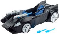 "DC Justice League Action 12"" Twin Blast Batmobile Vehicle"