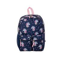Jetstream Children's Rainbow & Unicorns Backpack