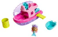Fisher-Price Nickelodeon Bubble Guppies Splash & Slide Bubble Boat