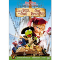 Muppet Treasure Island (Kermit's 50th Anniversary Edition) (Bilingual)