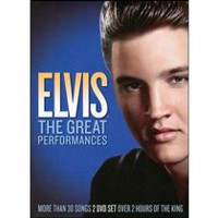 Elvis Presley - Elvis: The Great Performances (Music DVD)