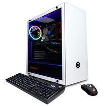 CYBERPOWERPC Gamer Xtreme Desktop Intel Core i5-10400F GXi11260CPGV2