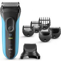 Braun Series 3 Shave & Style 3010BT 3-in-1 Electric Wet & Dry Shaver
