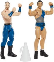 WWE – Coffret de 2 figurines – Aiden English et Simon Gotch
