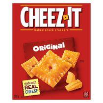 Cheez-It® Original, Baked Snack Crackers, 200g