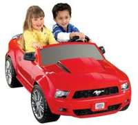 Fisher-Price Power Wheels – Ford Mustang