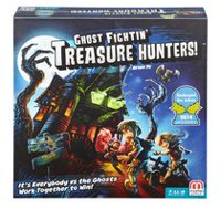 Ghost Fightin' Treasure Hunters Game