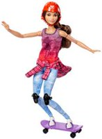Barbie – Ultra Flexible – Planchiste