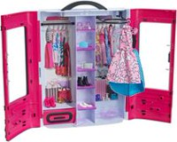 Barbie Fashionistas – Armoire Mode – Rose