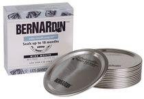 Bernardin Widemouth Lids 1pc