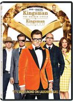 Kingsman: The Golden Circle (DVD + Digital) (Bilingual)