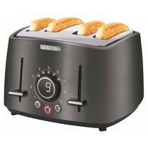 Sencor Toaster 4-Slots Black