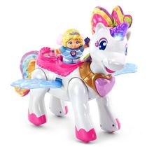 Vtech Go! Go! Smart Friends® Twinkle the Magical Unicorn Playset - French Version