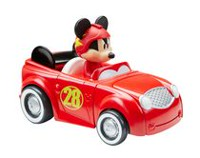 Fisher-Price Disney Mickey and the Roadster Racers - Transforming Hot Rod Mickey