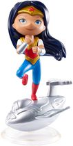 DC Super Hero Girls – Poupée de collection en vinyle – Wonder Woman