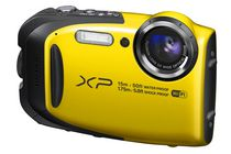 Fujifilm FinePix XP90 EC Digital Camera Yellow