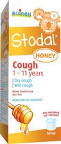 Boiron Children Stodal Honey Cough Syrup