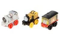 Fisher-Price Thomas et ses amis – Coffret de 3 figurines MINIS 1