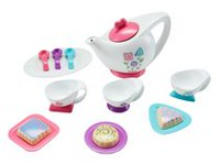 Fisher-Price Color Changin' Treats Tea Set